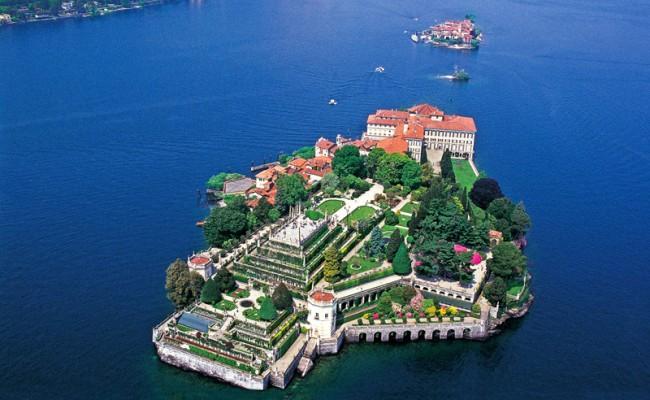 Villa Di Borromeo Sul Lago Maggiore