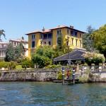 Matrimonio in una villa d'epoca sul lago