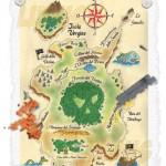 Una mappa del tesoro