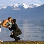 Una coppia sul lago