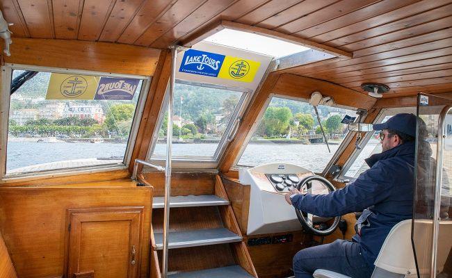 Navigazione Lago Maggiore - Airone
