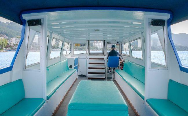 Navigazione Lago Maggiore - lady
