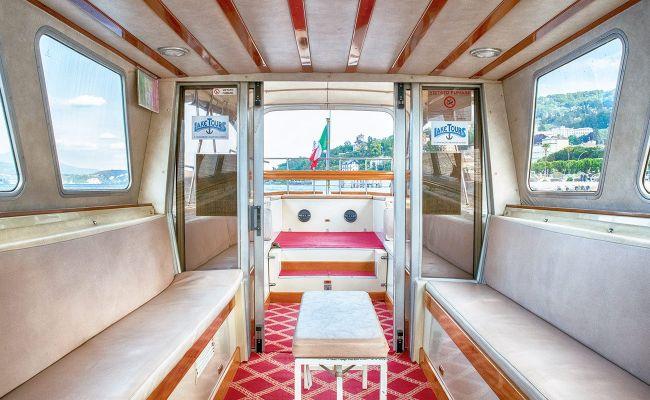 Navigazione Lago Maggiore - major