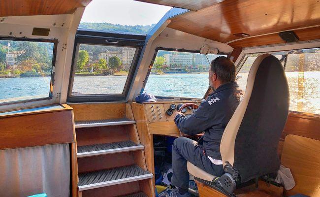 Navigazione Lago Maggiore - vip
